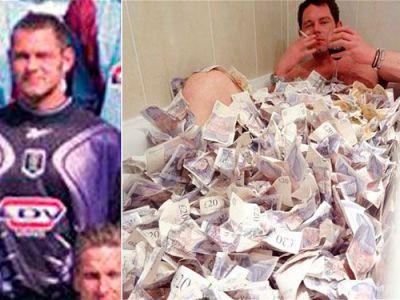 """Transformarea acestor fotbalisti dupa ce au ajuns sa castige """"OBSCEN DE MULT"""". Cum si-au pierdut mintile din cauza banilor. FOTO"""