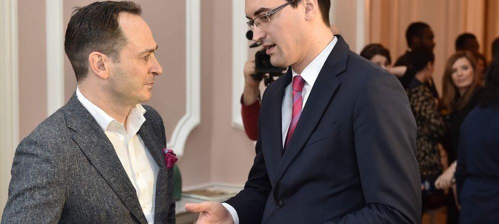 "Dinamo, INTERZISA in Europa! Burleanu e ferm si ii anunta pe dinamovisti ca spera degeaba: ""Sa mearga la TAS"""