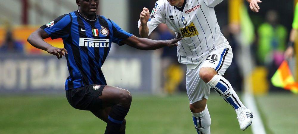 """Fotbalistul suspendat pentru ca i-a strans mana arbitrului...la menghina :) Un fost jucator de la Inter a primit o pedeapsa dura: """"I-a dat sangele arbitrului"""""""