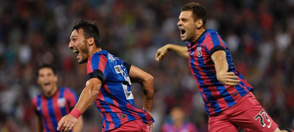 "Piovaccari e 90% decis: ""Am deja o varsta si cred ca e momentul sa fac asta"". Ce le-a spus atacantul australienilor, dupa ce Steaua l-a cautat"