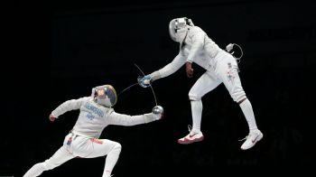 Bronz pentru Romania la Mondialele de scrima de la Rio. Echipa masculina de sabie a castigat finala mica, impotriva Iranului