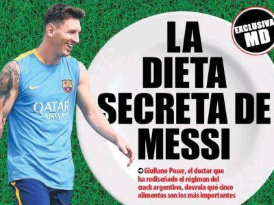 """Mundo Deportivo: Dieta secreta a lui Leo Messi! AS, despre victoria minunata a lui Atletico: """"Pentru ca s-au luptat ca fratii!"""" Primele pagini ale ziarelor de sport din Europa"""