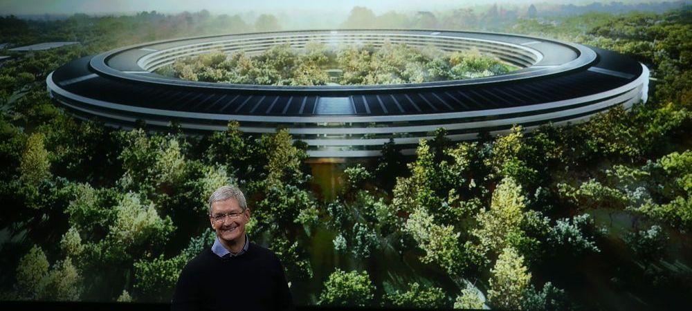 Un angajat Apple fost gasit mort in sediul principal al celor companiei! Ce a descoperit politia la locul faptei