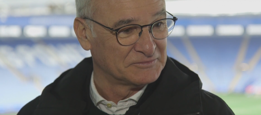 SENZATIONAL! Ranieri, aproape sa izbucneasca in lacrimi. 'Saluuut Carlooo!' Ce mesaje i-au transmis fanii din oras