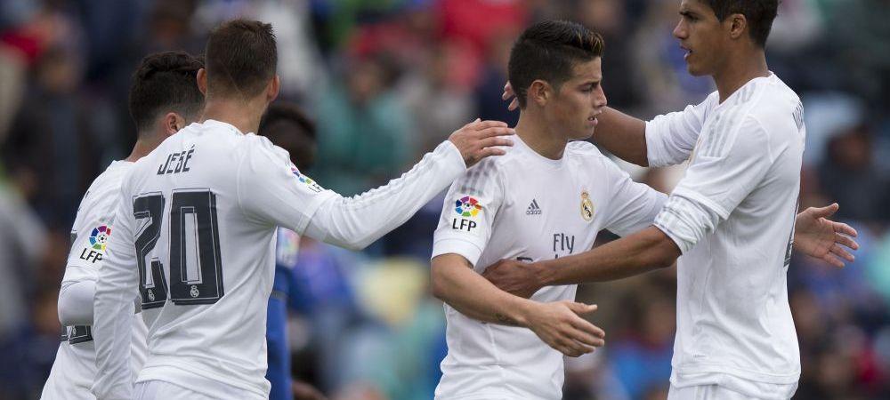 """""""Zidane nu-l place, poate el sa dea si patru, cinci goluri pe meci"""". Columbianul de 80.000.000 de euro al Realului nu se mai simte bine pe Bernabeu si ar putea pleca"""