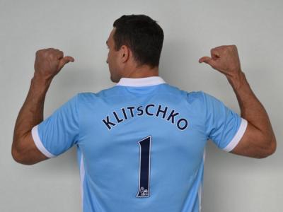 Transfer cu greutate la Manchester City inaintea returului cu Real Madrid, din semifinalele Ligii :) Motivul pentru care Klitschko a devenit fan City