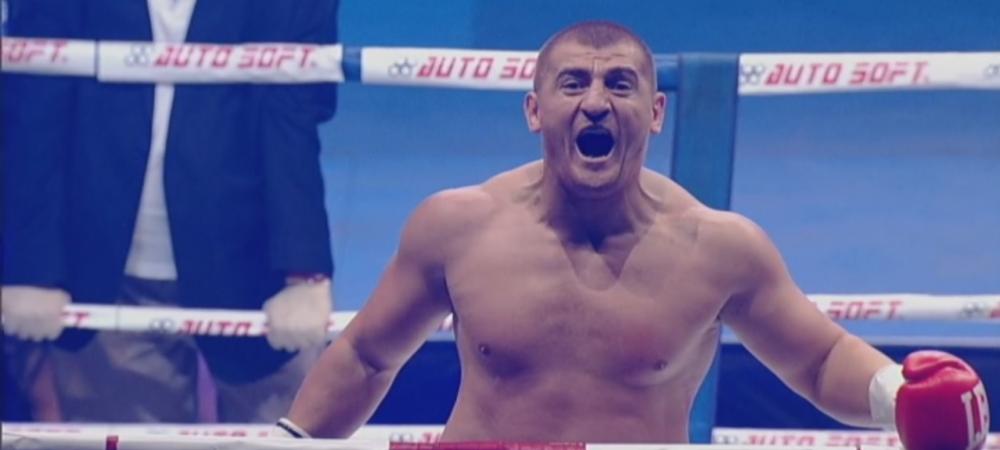 """""""Moartea din Carpati"""" vine la preselectiile Superkombat! Ce s-a intamplat cand Morosanu s-a intalnit cu Mike Tyson, acum 10 ani"""