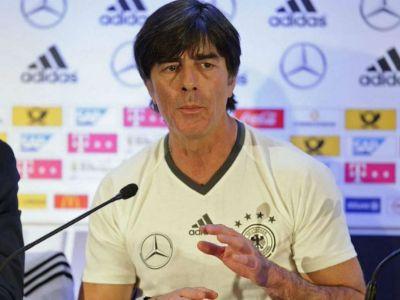 Surpriza URIASA anuntata in Anglia! Cu cine poate semna antrenorul Germaniei, Joachim Low, dupa Euro