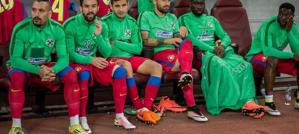 Reghecampf are 5 jucatori absenti din prima echipa la meciul cu Pandurii! Cum arata echipa inedita pe care o va trimite in teren