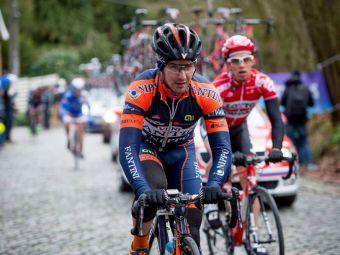 OFICIAL   Romania, pentru al doilea an la rand cu ciclist in Giro d'Italia. Edi Grosu va lua startul la Apeldoorn