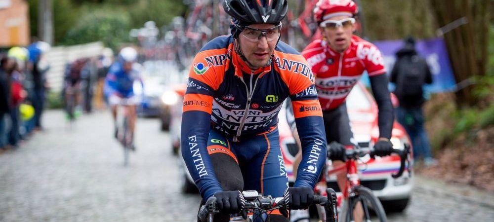 OFICIAL | Romania, pentru al doilea an la rand cu ciclist in Giro d'Italia. Edi Grosu va lua startul la Apeldoorn