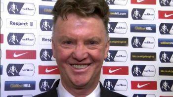 'Trebuia Fellaini eliminat?!' Reactia INCREDIBILA a lui Van Gaal dupa Man United - Leicester