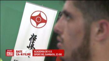 VAN DAMME din Giurgiu se bate sambata in Superkombat. E specialist in KO-uri spectaculoase! Gala e LIVE la Sport.ro de la 21:00