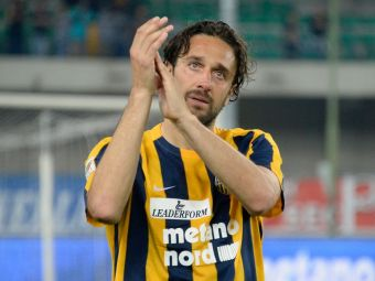 Finalul unei cariere fantastice: Toni a inscris un gol genial la ultimul meci jucat in Serie A, cu o Panenka | VIDEO