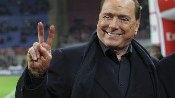 Au inceput discutiile pentru cea mai scumpa tranzactie din istoria fotbalului: chinezii sunt gata sa cumpere Milanul, iar Berlusconi a convocat Consiliul de Administratie