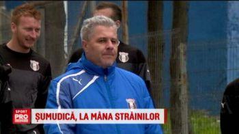 """Burleanu: """"Sa vedem daca suspendarea lui Sumudica trebuie sa se extinda si asupra competitiilor europene"""""""