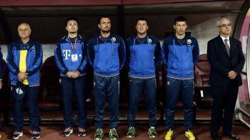 Demiteri in masa la echipa nationala! Tot staff-ul condus de Pompiliu Popescu a fost dat afara! Care este motivul