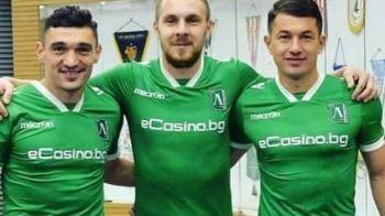 Meci senzational pentru romanii de la Ludogorets: toti cei 3 au reusit sa marcheze, iar Ludogorets este matemetic campioana in Bulgaria