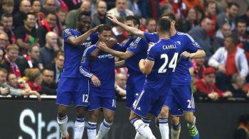 Nu te mai saturi sa vezi minunatia asta! Hazard incheie un sezon mizerabil cu un gol magnific, in poarta lui Liverpool! VIDEO