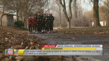 """Adi """"Cholo"""" Mihalcea, la un pas de o mare surpriza: promovarea cu Dunarea Calarasi! Ce spune despre o eventuala venire pe banca lui Dinamo din vara"""