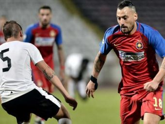 """Ramane Gebhart si pentru sezonul viitor? Germanul care a bifat doar 5 meciuri la Steaua explica de ce nu a jucat in ultima etapa si anunta: """"Va tin la curent"""""""