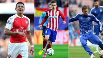 PSG pregateste 70.000.000 euro pentru inlocuitorul lui Ibrahimovic, dupa ce suedezul si-a anuntat plecarea. Cele trei variante