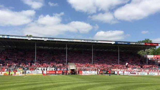 Drama URIASA pentru romanii de la Cottbus! In minutul 88 erau SALVATI de la retrogradarea in Liga a 4-a din Germania! E incredibil ce s-a intamplat