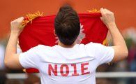 No1e. URIAS: Novak Djokovic este in acest moment detinatorul tuturor celor 4 turnee de Grand Slam, dupa o victorie superba in fata lui Andy Murray la Paris: 3-6 6-1 6-2 6-4