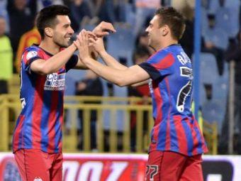 Parvulescu, mesaj emotionant pentru stelisti pe Facebook! Si-a cerut scuze pentru penalty-ul ratat cu Ludogorets