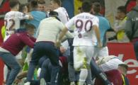 CFR Cluj a castigat Cupa Romaniei, dupa 5-4 (2-2) la penalty-uri cu Dinamo! Dramatism incredibil: Vali Lazar a dat bara in minutul 115