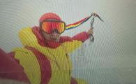 Cadoul superb pe care il va primi nationala Romaniei! Steagul adus de la 8 mii de metri altitudine in Franta! Euro 2016 e in direct la ProTV