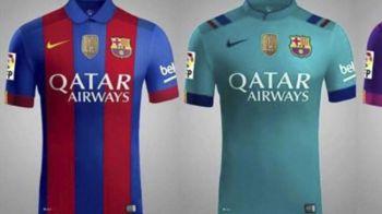 TUN dat de Barca: 100 de milioane de euro pe an! Catalanii, peste Manchester United la veniturile din echipament