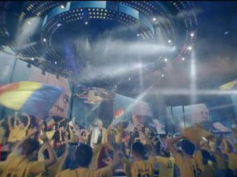 IMNUL Romaniei pentru EURO, cantat de Balint, Stelea, Loredana, Ruby si Gheorghe Zamfir   SUPER VIDEO