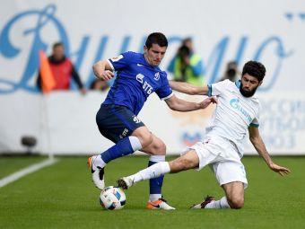 Poate cea mai socanta retrogradare in fotbalul european: Dinamo Moscova, fosta echipa a lui Dan Petrescu, va juca in liga a doua rusa
