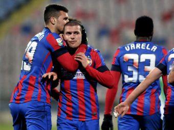 Singura sansa pentru ca Bourceanu sa ramana la Steaua! Becali ii ofera un salariu mai mic