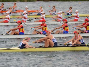 Zi mare pentru canotajul romanesc: calificare la Rio pentru echipajul 8+1, dar si pentru cel de dublu vasle. Barca 8+1 n-a lipsit in ultimii 40 de ani de la Olimpiada