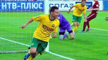 Kuban Krasnodar, echipa lui Gigel Bucur, a retrogradat din prima divizie a campionatului Rusiei
