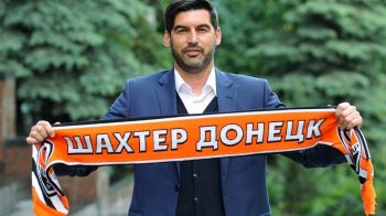 OFICIAL | Sahtior si-a prezentat noul antrenor: va castiga de 10 ori mai mult decat la ultima sa echipa si are ca obiectiv titlul si primavara europeana a Ligii