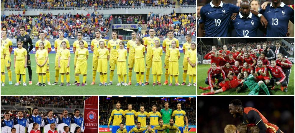Prezentarea tuturor echipelor de la EURO: loturile celor 24 de nationale impartite in sase grupe. Cum arata adversarele Romaniei, dar si Germania, Portugalia ori Spania