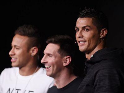 Ronaldo e pe 3, minunea Frantei, Griezmann, imediat dupa el! Cum arata TOP 100 cei mai valorosi jucatori din lume in acest moment
