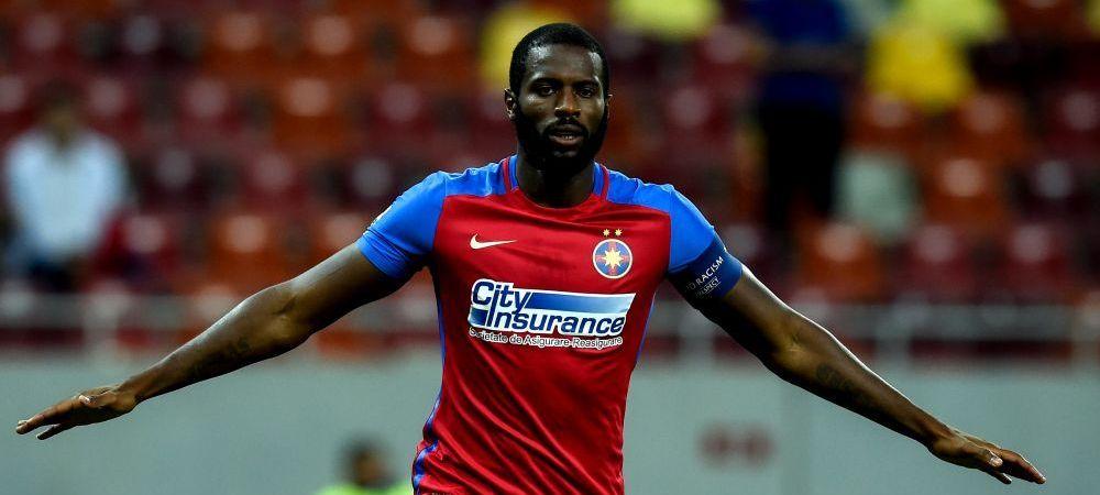 """Varela poate pleca in 24 de ore de la Steaua! Becali: """"Maine primim o oferta! Papp pleaca liber! Am o oferta de 2 mil euro pentru Adi Popa! Am refuzat 3 milioane pentru Stanciu"""""""