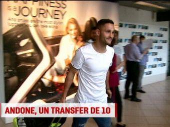 """Florin Andone e un jucator magnific, vrem sa-l transferam!"" La ce echipa din prima liga spaniola poate ajunge romanul"