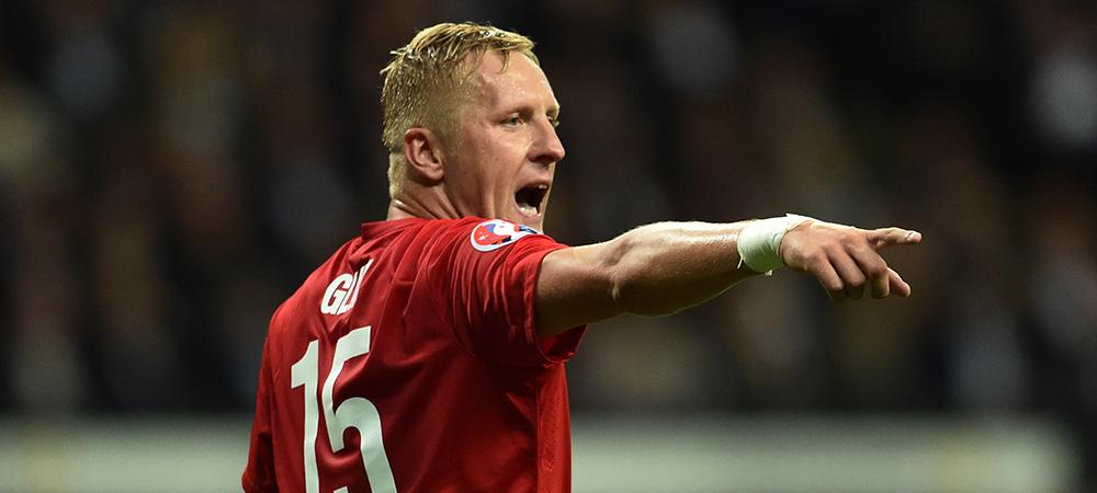 EUROPEDIAEl este neinfricatul Poloniei, fotbalistul care a jucat un meci a doua zi dupa ce i-a murit tatal