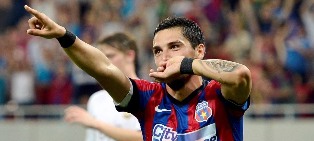 """""""Mi-as dori sa plec, am deja trei ani la Steaua, mi-am facut datoria aici"""" Reactia lui Stanciu dupa ce a fost intrebat daca s-ar duce la Zenit, langa Mircea Lucescu"""