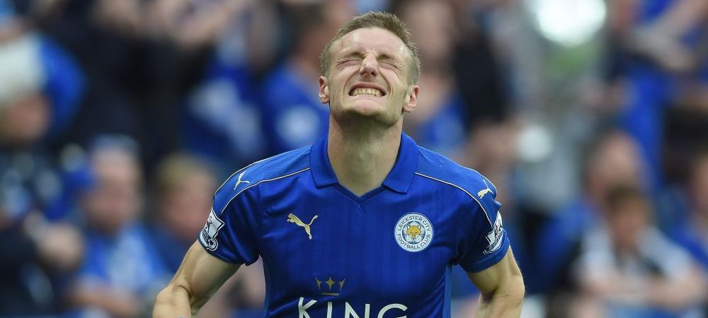 Vardy PLEACA de la Leicester! Duminica face vizita medicala, luni semneaza cu o rivala din Premier League