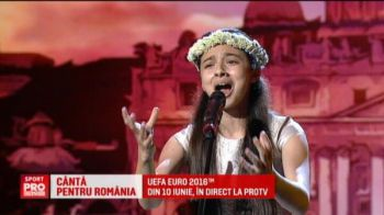 Castigatoarea de la Romanii au Talent face galerie Romaniei la EURO! Ce isi va cumpara din premiul de 120.000 de euro
