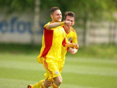 Un nou transfer anuntat de Gigi Becali la Steaua: un international de tineret merge in cantonamentul de vara cu echipa