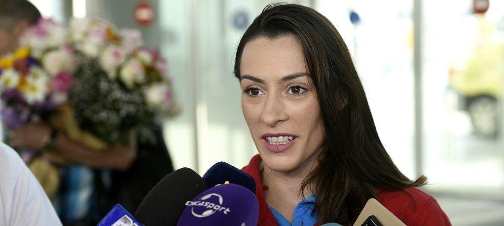 """""""Eu nu cred ca am o lupta cu Larisa Iordache!"""" Mesajul Catalinei Ponor dupa cele doua medalii de bronz de la Europene. Ce plan are pentru Rio"""