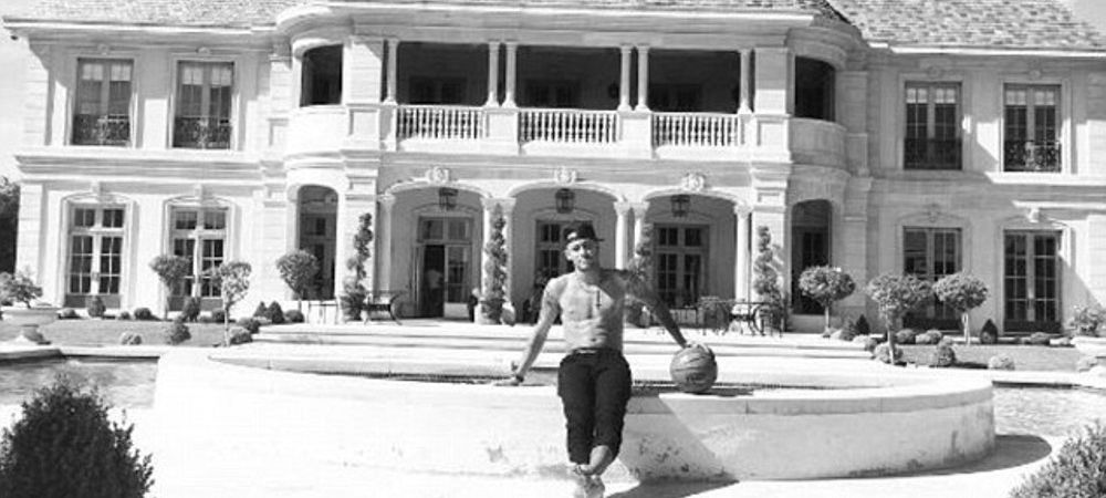 SUPER FOTO! Averea pe care Neymar o plateste in fiecare noapte ca sa stea in aceasta vila de lux din Beverly Hills