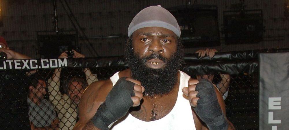 Kimbo Slice, cel mai cunoscut luptator de strada din lume. INCREDIBIL! Stop cardiac la 42 de ani dupa ce folosise steroizi